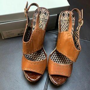 Jessica Simpson Wedge Heels